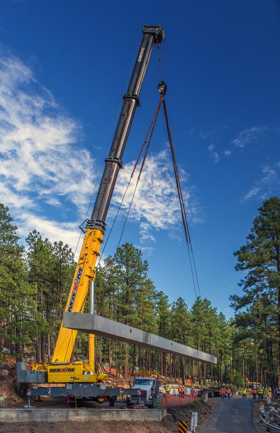 Arizona Construction Photography