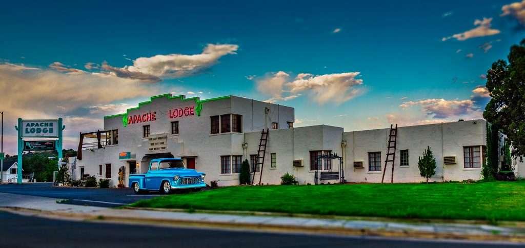 Apache Hotel Prescott, Arizona