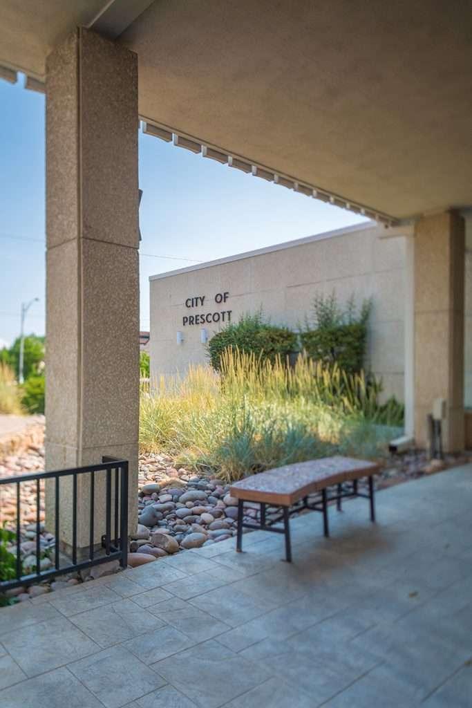 Prescott City Hall Building
