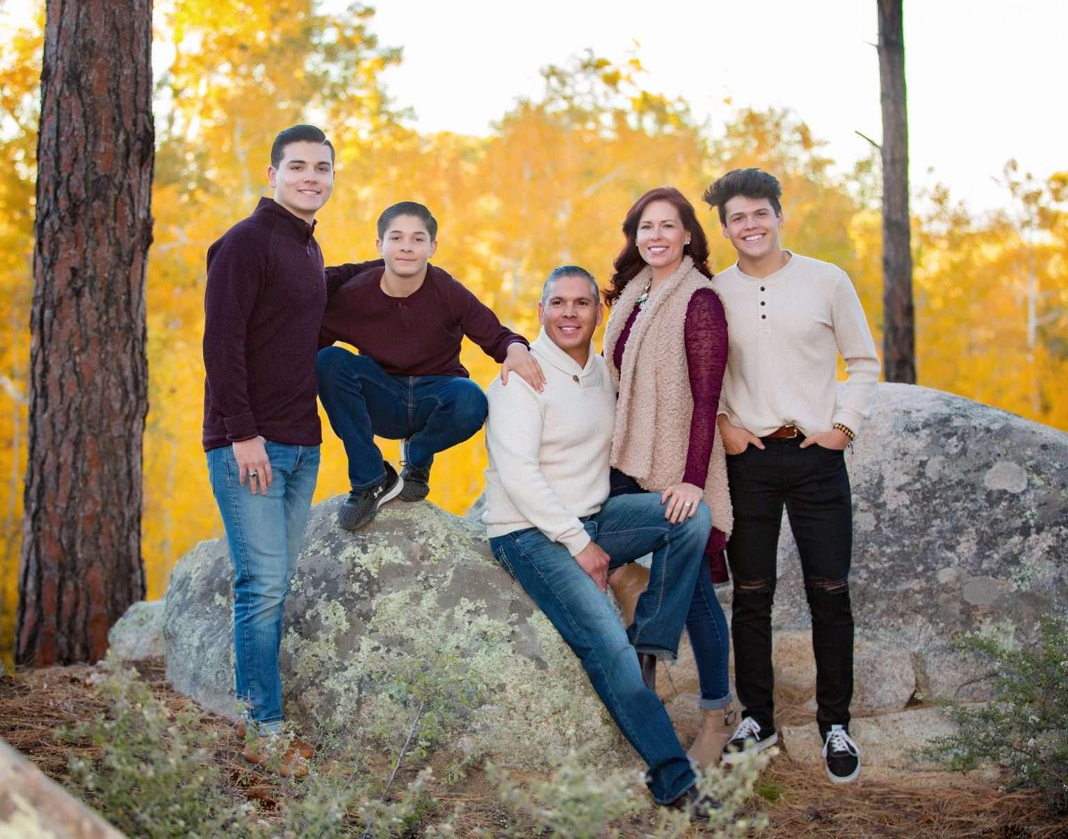 Prescott Arizona Family Photographer