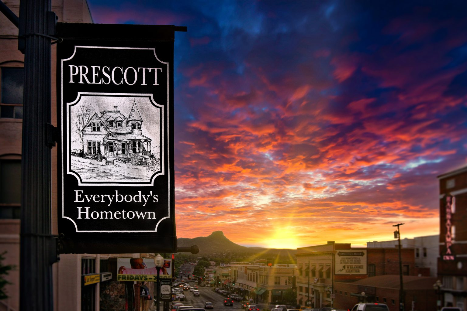 Prescott Everyone's Hometown